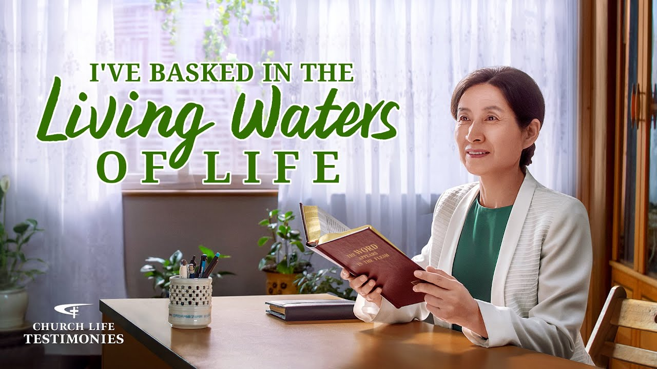 """2020 Gospel Testimony I """"I've Basked in the Living Waters of Life"""""""