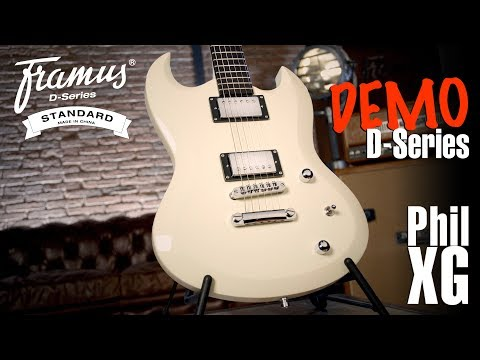 FRAMUS D-SERIES: PHIL XG Demo