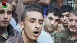 Repeat youtube video THE HORRIFIC DEATH OF COL. GADAFFI --