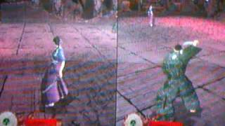 Tenchu Return from Darkness : Mifuyu & Yuge