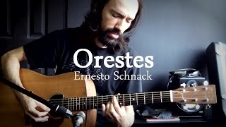 Orestes (A Perfect Circle) - Ernesto Schnack