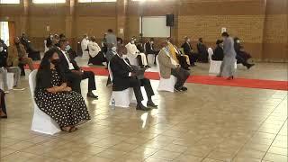 Funeral Service of Minister Jackson Mthembu