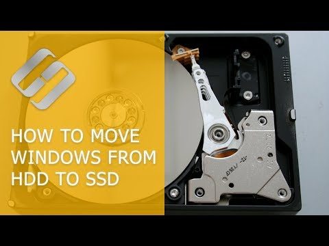 How To Move Windows From One Computer To Another, Or From HDD To SSD 💻 ➡️ 💻