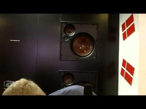 ISE 2015: Dali Shows the Dali Phantom H-120 In-Wall Speaker