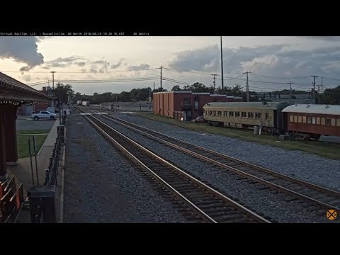 Russellville, Arkansas | Cam of the Week - Virtual Railfan LIVE