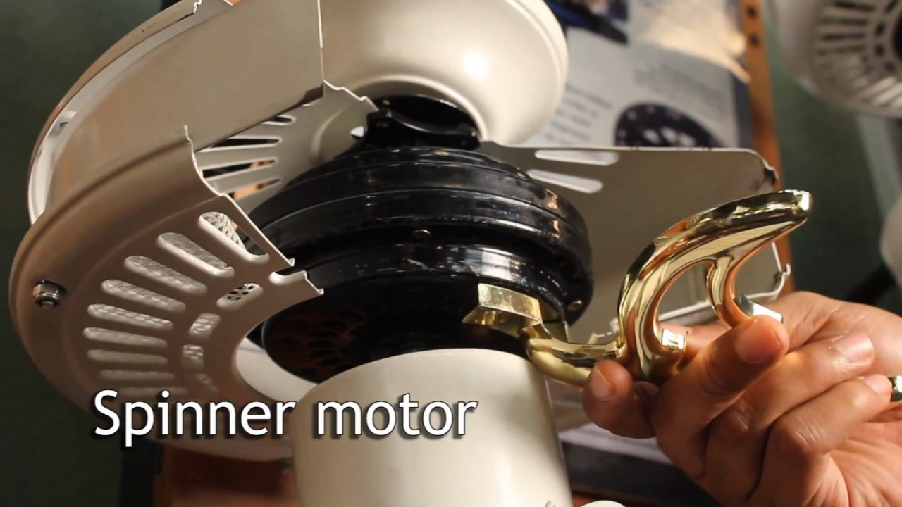 quiet ceiling fan motors - youtube