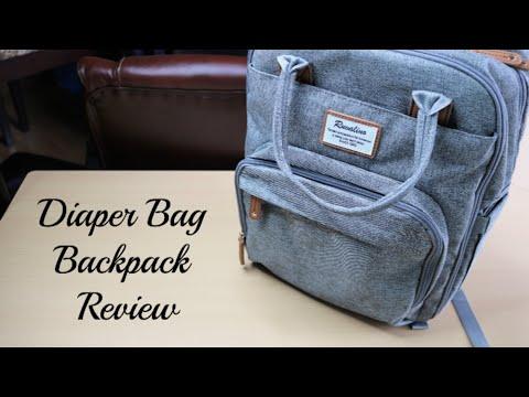 🍼diaper-bag-backpack-review-||-ruvalino-🍼best-affordable-diaper-bag-for-your-newborn-or-toddler