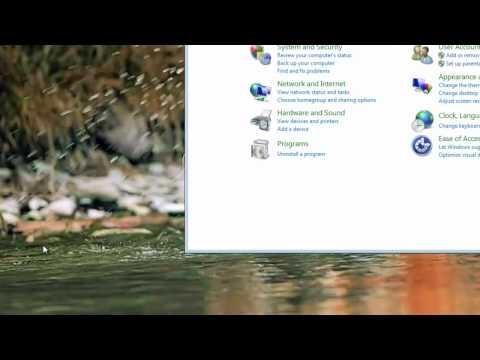 Disable User Account Control (UAC) - Windows 7 [Tutorial]