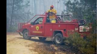 Southpark forest fire 2012