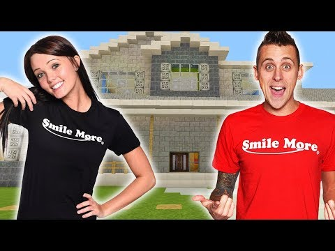 ROMAN ATWOOD'S HOUSE IN MINECRAFT! (Exact Remake)