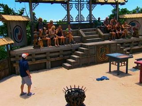 Survivor: Blood vs. Water - Redemption Duel:  A Numbers Game & Switch