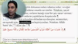Al-i İmran suresi 122 (Doç. Dr. Halis AYDEMİR)