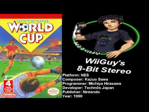 Nintendo World Cup NES   8BitStereo