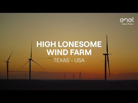 The High Lonesome wind farm project