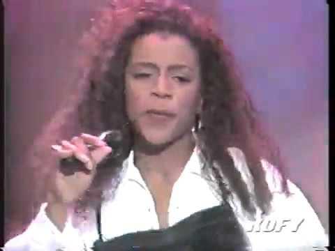 Chantay Savage 'Betcha'll Never Find' Soul Train Feb 26, 1994