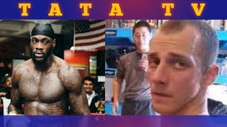 Dont Mess with the Pro Boxer| |Deontay Wilder vs Internet Troll 2019