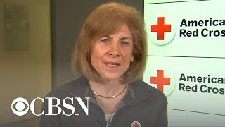 Red Cross assisting with Hurricane Florence recovery