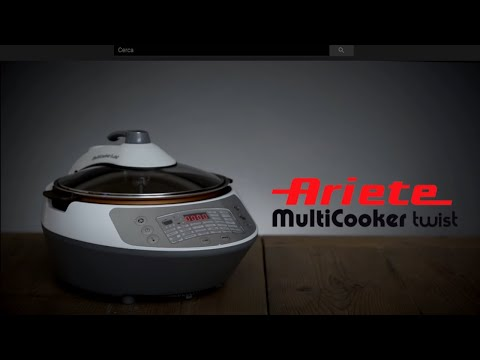 Ariete Multicooker Twist 2945