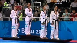 Rui Bragança fez ouvir o hino de Portugal em Baku