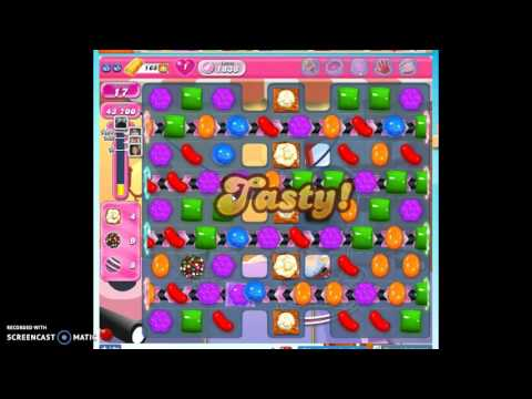 Candy Crush Level 1838 help w/audio tips, hints, tricks