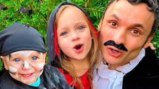 Download Детская песня - Беги и прячься. Песни для детей от Майи и Маши. Mp3 and Videos