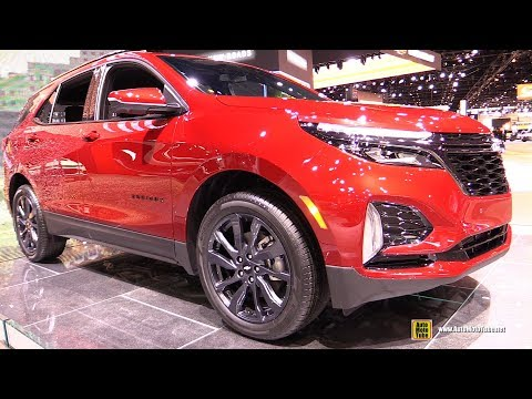 2021 Chevrolet Equinox – Exterior Interior Walkaround – Debut at 2020 Chicago Auto Show
