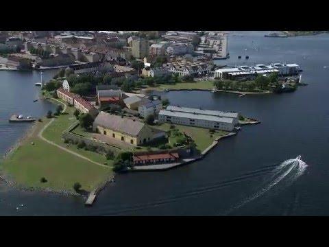 Travel Guide Blekinge, Sweden - Karlskrona by air