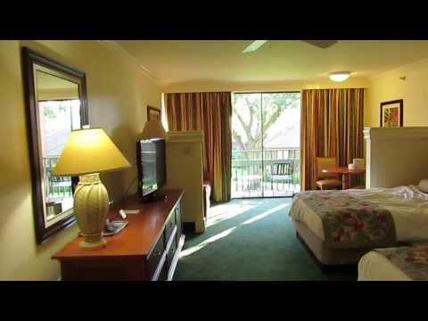 Room Review at Shades of Green Florida