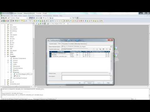 Push Down Optimization in PowerCenter