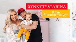 Synnytystarina - Ritan MARATONSYNNYTYS