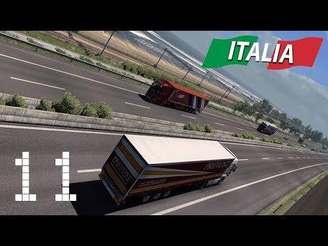ETS2[GR] ITALIAN JOB #11 PESCARA to VENEZIA/1