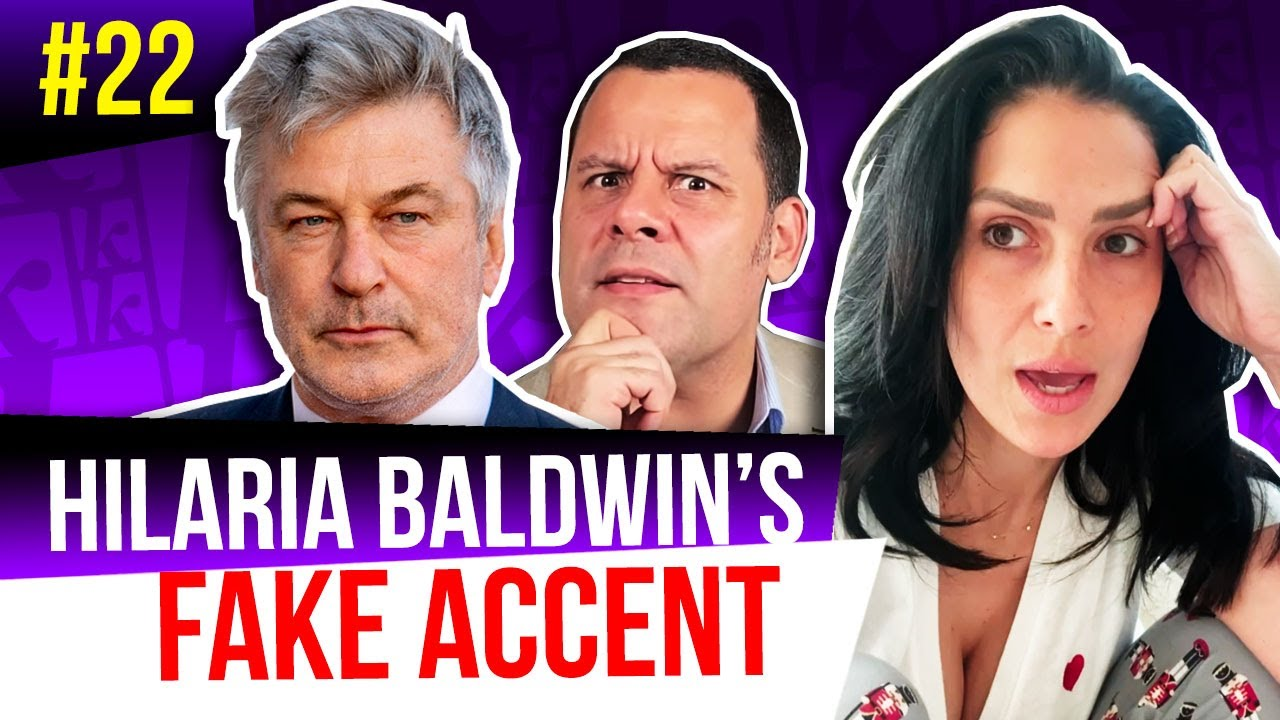 Download The Body Language Guy REACTS to Hilaria Baldwin's FAKE Spanish accent - [ Episode 22 ]