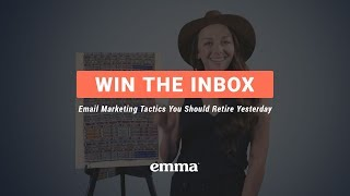 Win the inbox: email marketing tactics you should retire yesterday