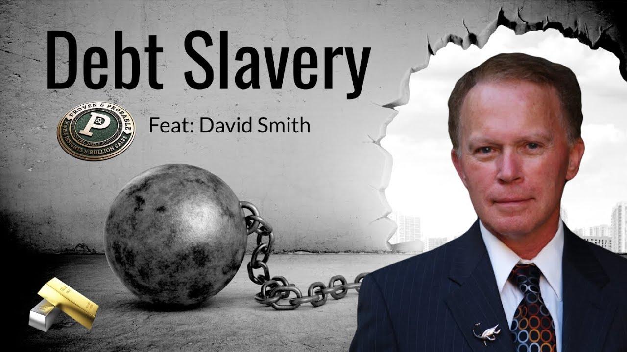 DAVID SMITH | America It's Common Sense or Debt Slavery