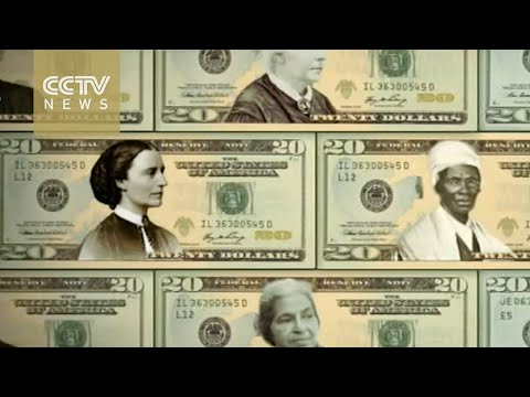 A campaign to get a woman on the U.S.$20 bill gains traction