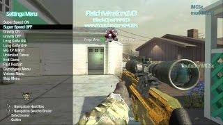 Call of Duty: Black Ops 1 Free Mod Menu