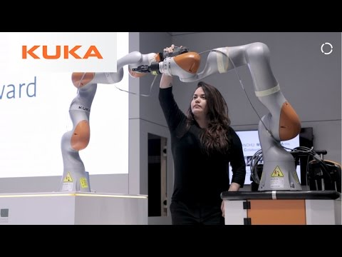 Multi-Robot Human Collaboration - Innovation Award 2017 Finalist Spotlight