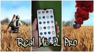 Real Me 2 Pro PUBG HD graphic gaming | Winner Winner Chicken Dinner