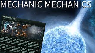 Stellaris - Mechanic Ascension Mechanics (The Perfection of the Digital)