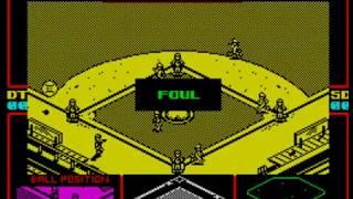 R.B.I. 2 Baseball (video 401) (ZX Spectrum)
