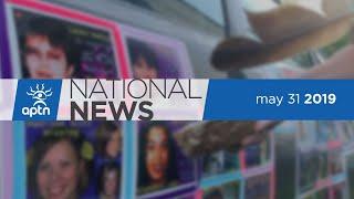APTN National News May 31, 2019 – Inquiry's final report, Chief Wilton Littlechild   APTN News