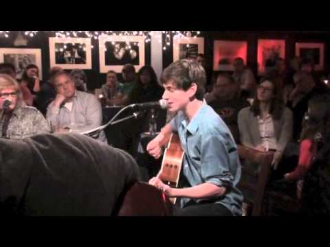 """Chris Monaghan """"In the Round w/ Kim Copeland"""" performing """"Road Of Life"""""""