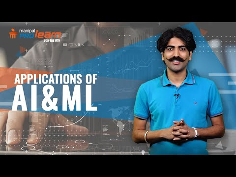 Top Applications of AI | AI Applications | Artificial Intelligence Applications | Manipal ProLearn