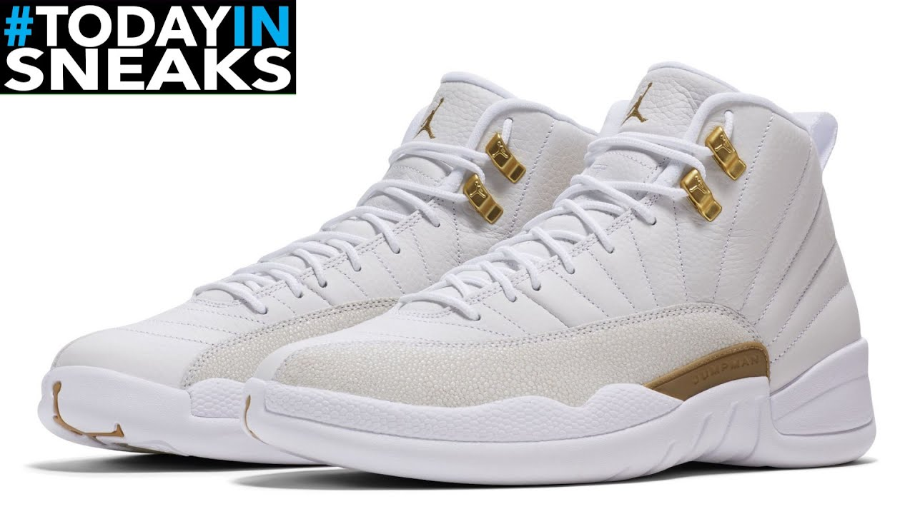 f38521635168 WHITE OVO x JORDAN 12 Is Coming SOON - Today In Sneaks Episode 002 ...
