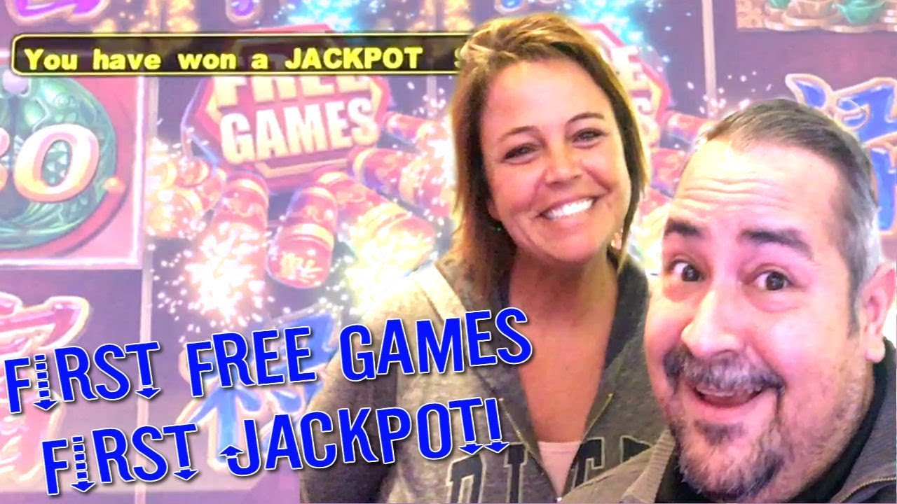★ HER FIRST JACKPOT IN ARIZONA! ★