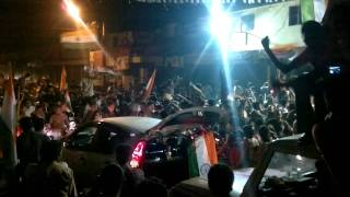 INDIA wins world cup enjoy (Raiganj, Uttar dinajpur).mp4