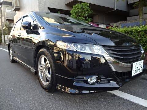 Honda Odyssey Japan online wiring diagram