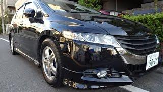 2010 Honda Odyssey 4WD Absolute model sourced in Japan