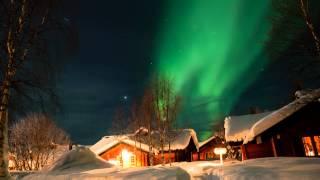 Northern Lights (Aurora Borealis) - Akaslompolo