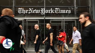 NY Times Under Heavy Criticism from Africans Over Racist Job Advert